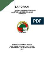 Download Contoh Laporan Rat Koperasi Simpan Pinjam Pdf Download Contoh Laporan Ceramah
