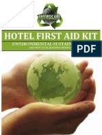 Hotel First Aid Kit
