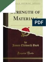 Strength of Materials - 9781440090523