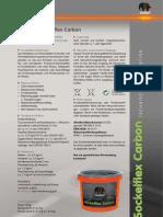Capatect Sockelflex Carbon