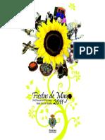 Program a Fiestas Mayo 2011