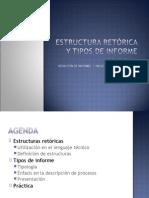 Estructura Retorica Del Informe