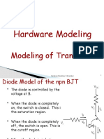 Lecture 2 Transistor Modeling