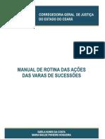 Manual Rotina Sucessao
