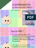 ASUHAN KEPERAWATAN Necrotizing Enterocolitis (NEC)