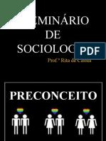 I SEMINÁRIO DE SOCIOLOGIA