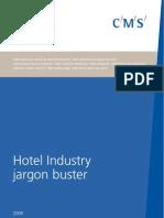 Hotels Jargon