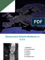 Democracia directa en Suiza