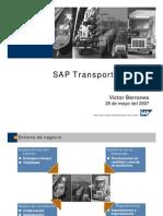 SAP Transportes