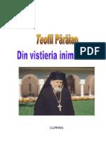 Din Vistieria Inimii Mele - Teofil Paraian