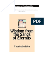 New Releases of Taoshobuddha