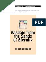New Releases of Taoshobuddha