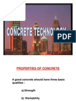 Mix Design of Concrete