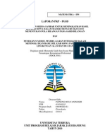 PKP - Media Gambar Pada Matematika Dan Model Interaktif Pada IPS