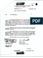 Korean War Dissemination of Combat Information 9 Dec 1953