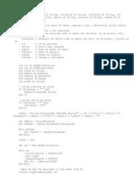 Conexao Excel Postgre