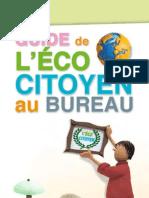 Guide de l'Ecocitoyen au  Bureau
