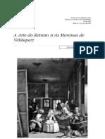 A arte do retrato As Meninas de Velázquez