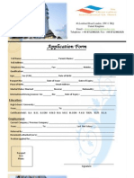 Observation Hotel Online Application & Interview Forms