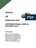 Sonalika Project