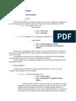 Tipos de codificaciones