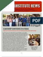 Leadership Training and Mission Team Development
