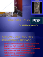Exercise in Copd