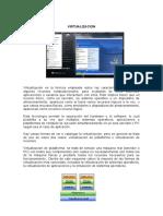 virtualizacion consulta