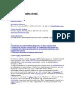 CLIMA ORGANIZACIONAL111