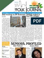 The Suffolk Journal 4/20/2011