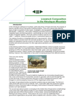 Livestock Composition