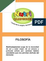 Presentacion Nutricampeones