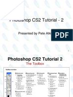 Photoshop CS2 Tutorial - 2 (PDF)