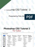 Photoshop CS2 Tutorial - 2 (PDF)