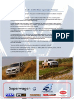 Cronica I Rally TT Palma Del Rio Team Superwagen - Promyges