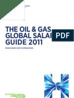 Oil Salary 2011