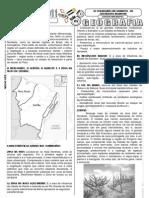 As Sub-regioes Do Nordeste - 6ANO