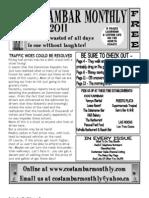 Costambar Monthly May 2011