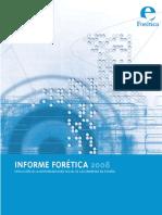 Informe Foretica 2008
