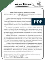 43741692 INFORME TECNICO Hibrido de Cravina de Corte Nova Alternativa Para a Floricultura Por Natalia Teixeira Schwab