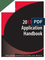 CCM Handbook 11-12