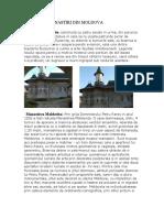 Manastiri Din Moldova