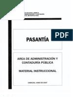 Proyecto Pasantias 1ra Parte