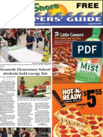 West Shore Shoppers' Guide, May 1, 2011