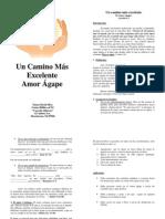 Amor Agape -  Libro Completo