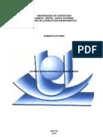 Roberto Pettres Relatório de Estágio Matemática