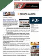 28-04-11 Empresa Kofanor de Cajeme, Un Atentado Al Medio Ambiente y La Salud