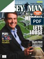 JerseyMan Magazine Issue 1