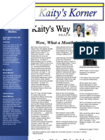 Kaity's Korner May 11
