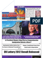 U.S Immigration Newspaper Vol 5 No 62.